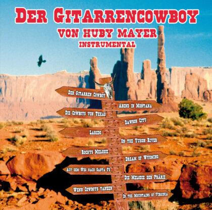 Cd 18 Der Gitarren Cowboy