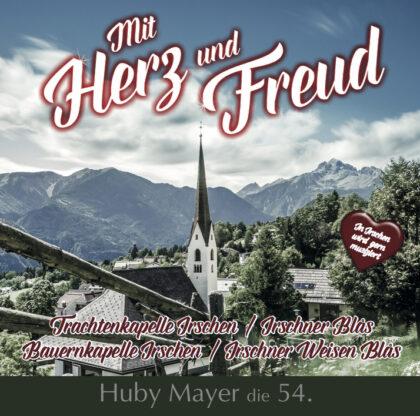 Cd 54 Mit Herz Und Freud