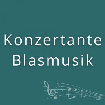 Konzertante Blasmusik